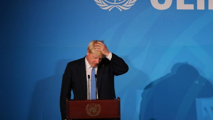 Boris Johnson's prorogation of parliament ruled unlawful by supreme court