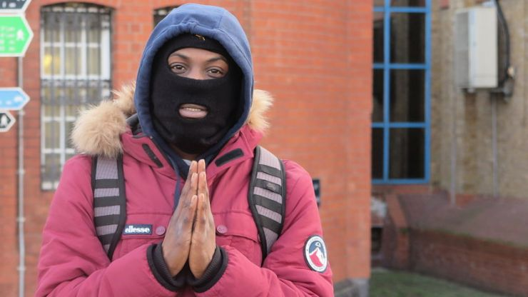 Drill music is disliked because it reflects British society