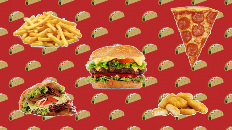 Personality Test: What takeaway should you get tonight?
