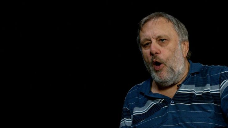 Slavoj Žižek on Boris Johnson, Jo Cox and Greta Thunberg