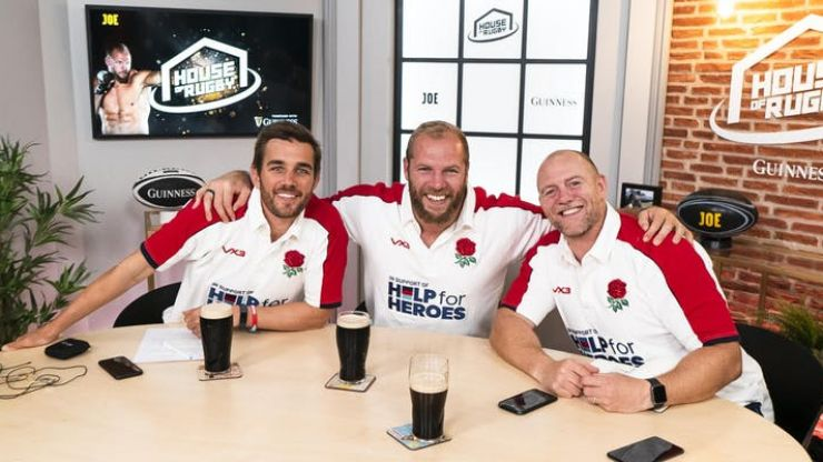 Get your tickets to House of Rugby LIVE