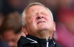 Chris Wilder's impatience for niceties bodes well for Sheffield United