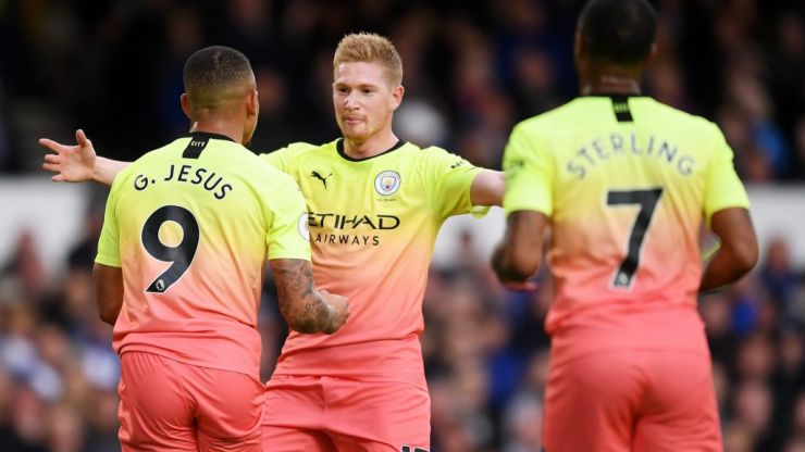 An incomplete list of things Kevin De Bruyne could assist