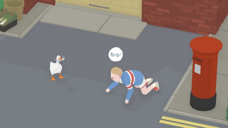 Untitled Goose Game - the silliest game ever made