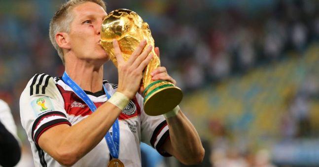 The ceaseless reinvention of Bastian Schweinsteiger