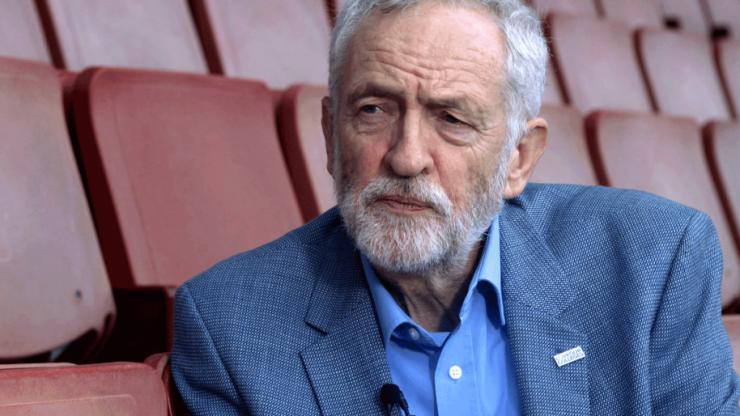 Jeremy Corbyn calls for sanctions against Turkey