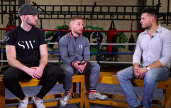 Carl Frampton reveals his X Factor audition during training camp