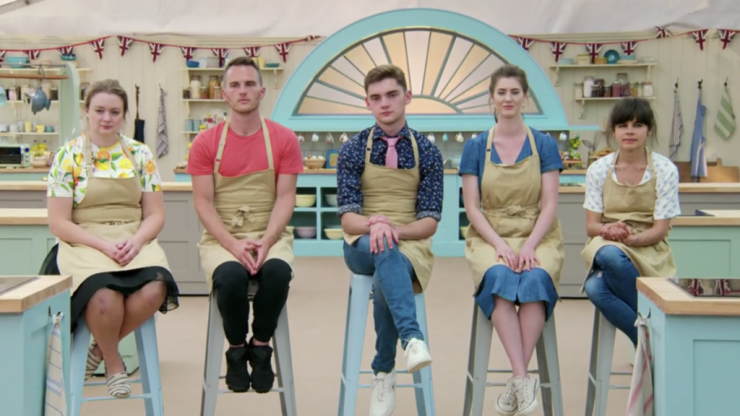 Six things you might have missed during this week's GBBO