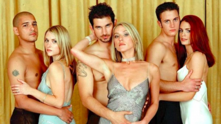 How does Footballers' Wives hold up in 2019, in light of recent events?