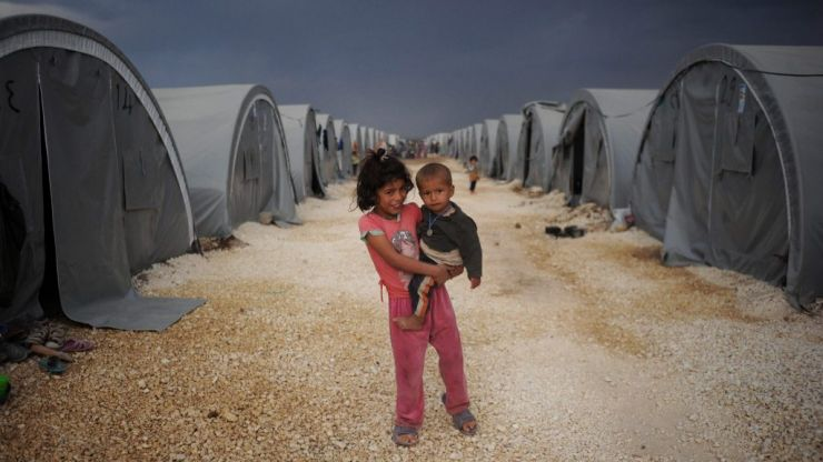 Why bringing British children home from Syria is the most British thing we can do
