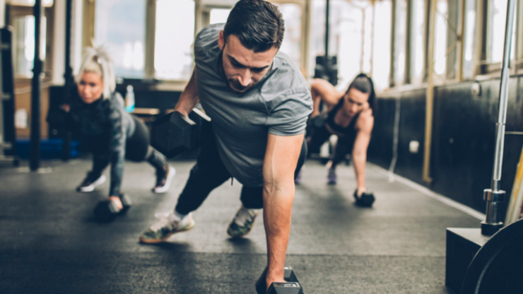 Why working out as part of a group can boost your mental health