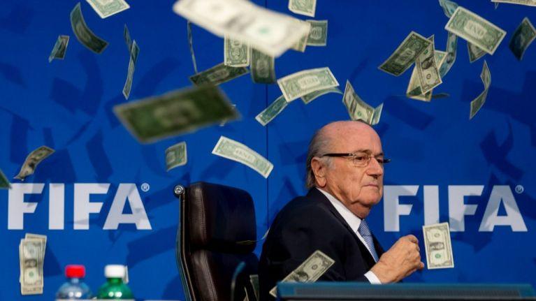 Simon Brodkin: How I pranked FIFA and Sepp Blatter