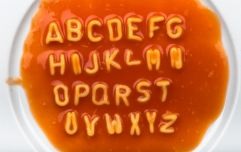 Every letter of the alphabet ranked from least to most banter