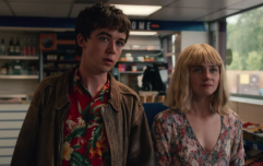 The End of the F***ing World season two: Alex Lawther and Jessica Barden on teens, violence and meeting fans