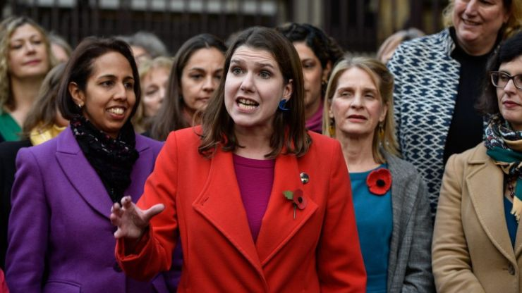 Lib Dems call for Jo Swinson inclusion in televised leadership debate