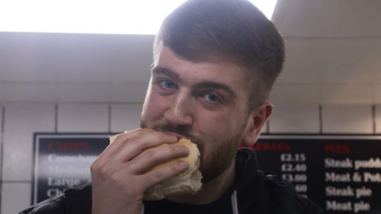 Would you taste a Wigan Kebab?