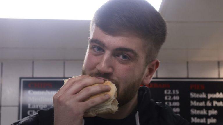 Would you taste a Wigan Kebab?