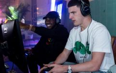 Declan Rice and Michail Antonio take on West Ham fans at Call of Duty launch