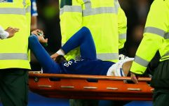 Andre Gomes and the traumatic effect of suffering a horror injury