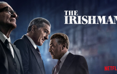 Predicting the plot of The Irishman based solely on the poster
