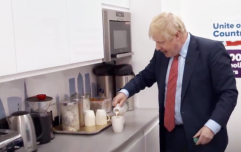 A thorough dissection of Boris Johnson's tea making technique