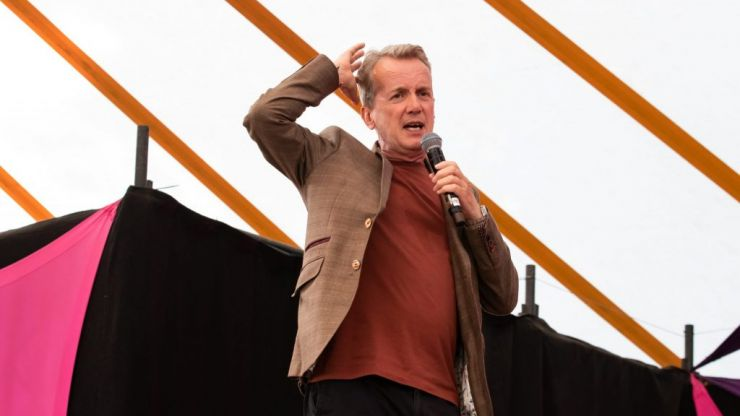 Frank Skinner on political correctness and lad culture