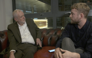 Jeremy Corbyn on the BBC, the election and succession