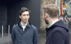 London mayoral candidate Rory Stewart goes to Morley's
