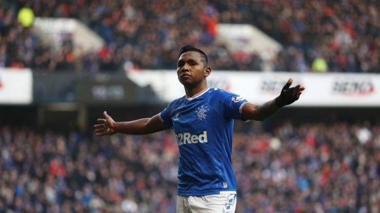 Should you try and change a player like Alfredo Morelos?