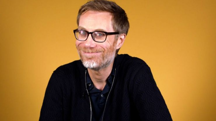 Stephen Merchant: I started acting because Ricky Gervais was getting all the free stuff