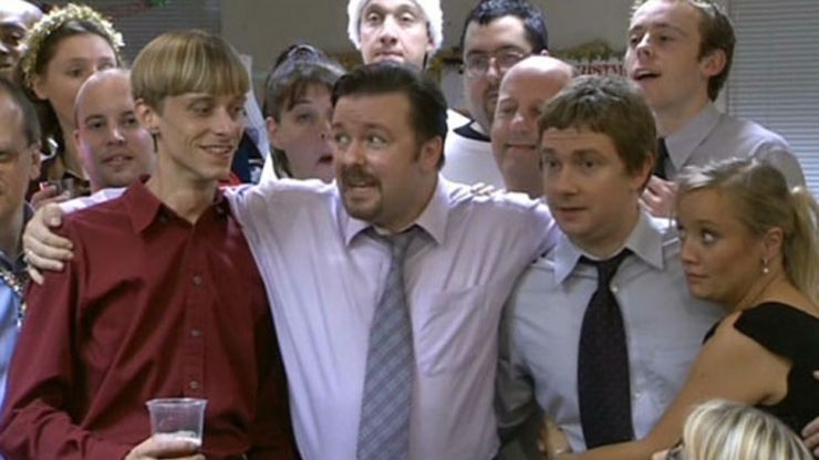 QUIZ: How well do you know The Office UK Christmas special?