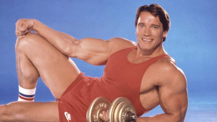 We tried Arnold Schwarzenegger's brutal bicep and tricep workout