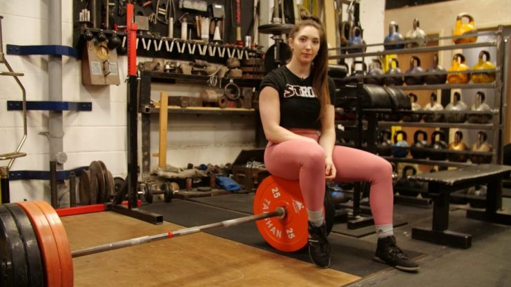 How one woman overcame anorexia to become a powerlifting champion