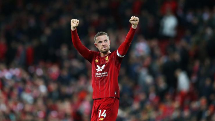 Jordan Henderson: Liverpool's most important player?