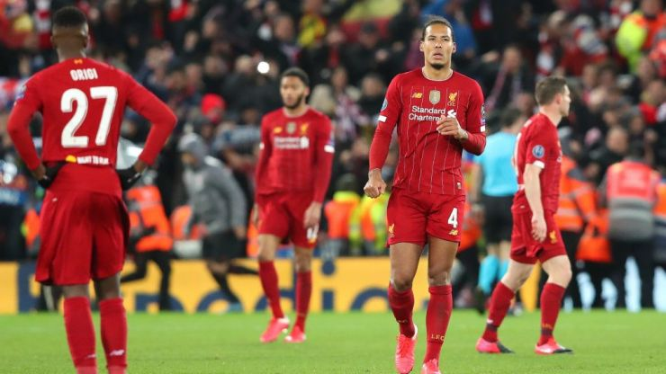 Will coronavirus tarnish Liverpool's title celebrations?