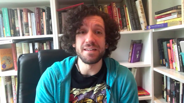 Lunchtime History Lesson with Greg Jenner of Horrible Histories