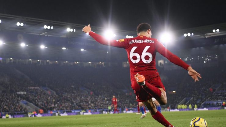 Trent Alexander-Arnold is redefining what it means to be a right-back