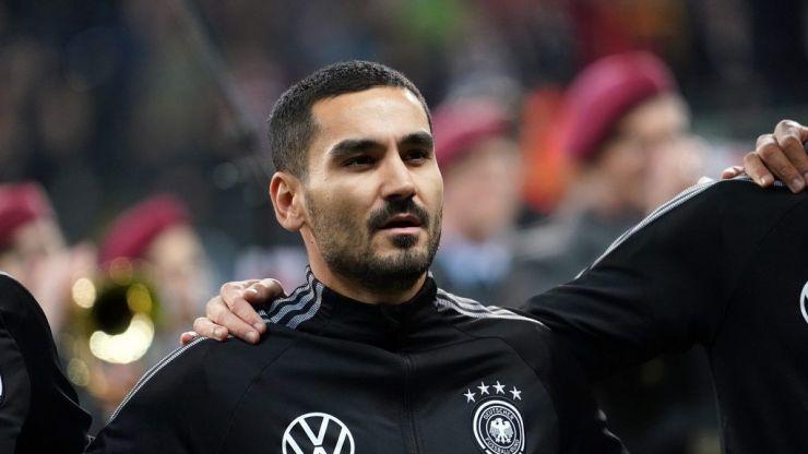 Ilkay Gundogan explains German football phrases