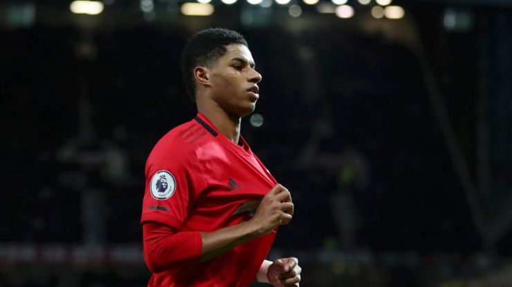 Marcus Rashford's rise - from the man who first coached him