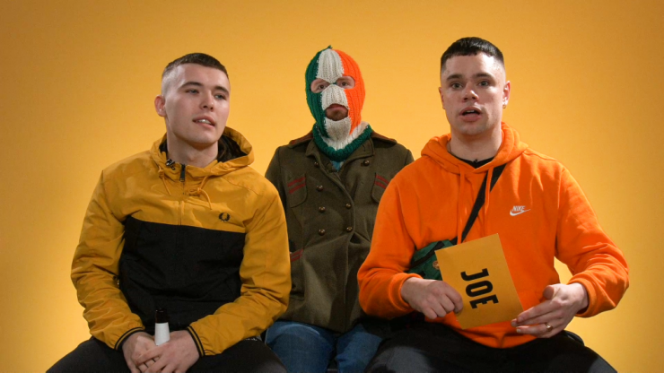 KNEECAP answer the most annoying questions Irish people get asked