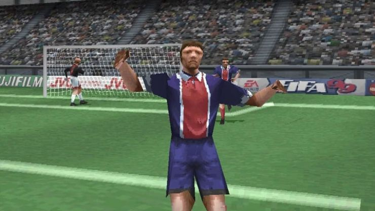 The Evolution of FIFA Graphics: 1994 to 2020