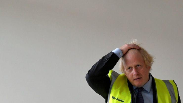 Boris Johnson will never be Winston Churchill