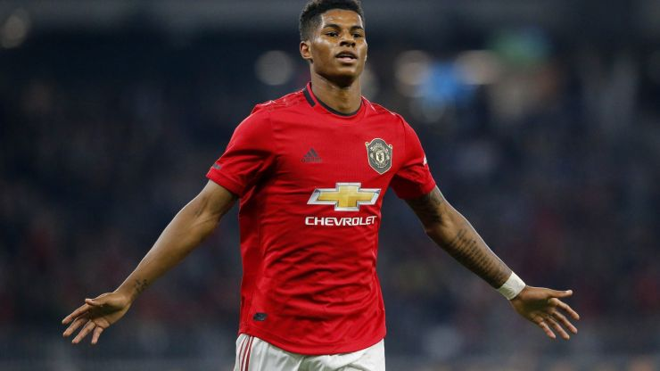 Marcus Rashford to receive honorary doctorate degree from University of Manchester