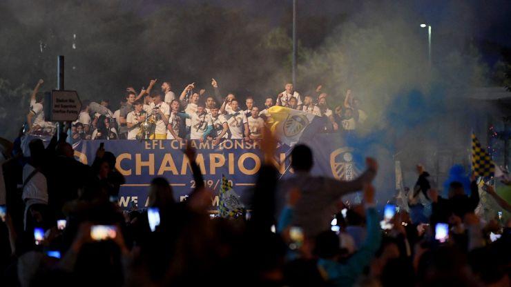 Leeds United's long journey back to the Premier League