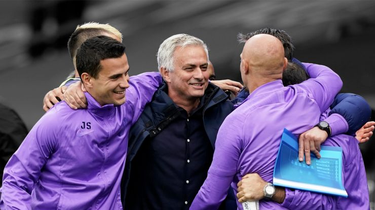 COMMENT: In defence of Jose Mourinho's Europa League giddiness