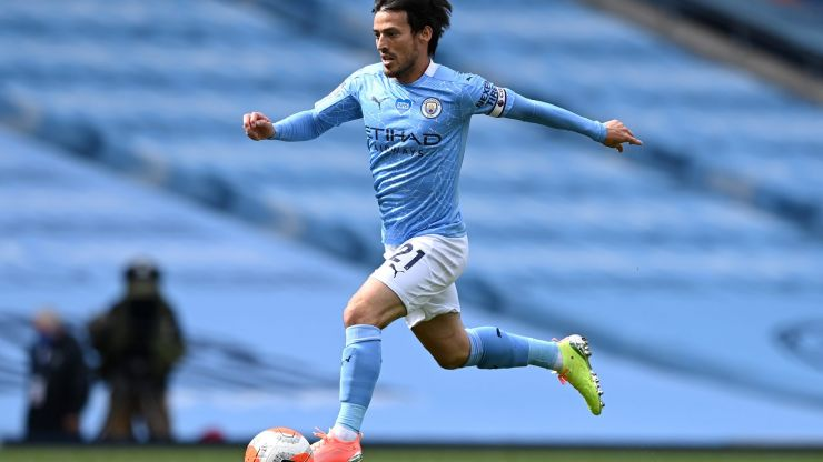 So long David Silva, one of the greatest ever