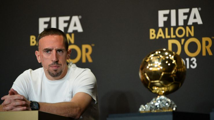 Five players who were robbed of a Ballon d'Or