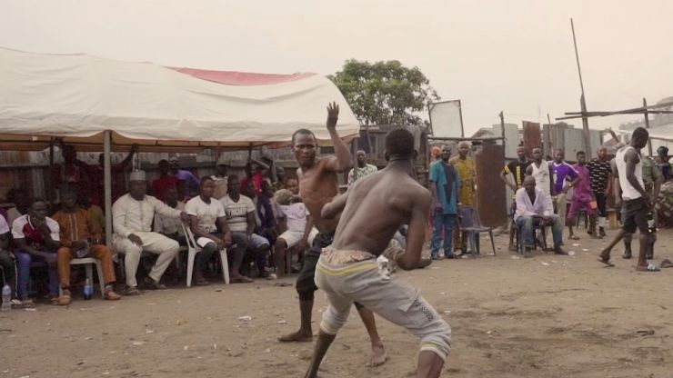 The brutal world of African mixed martial arts