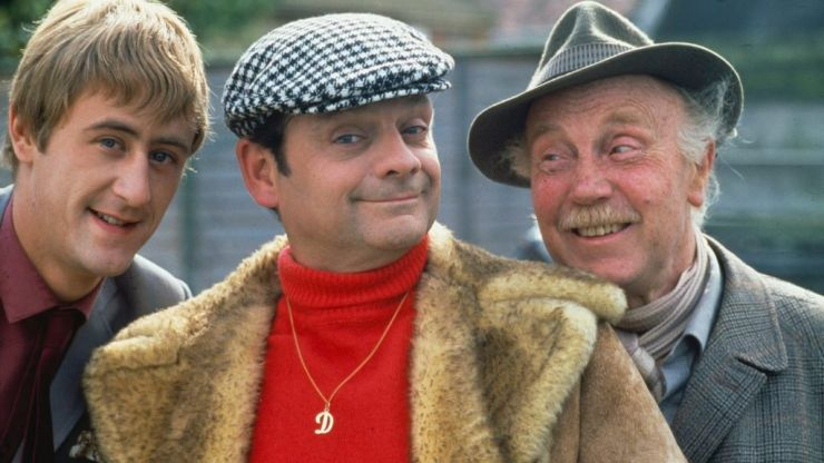 Watching Only Fools and Horses for the first time