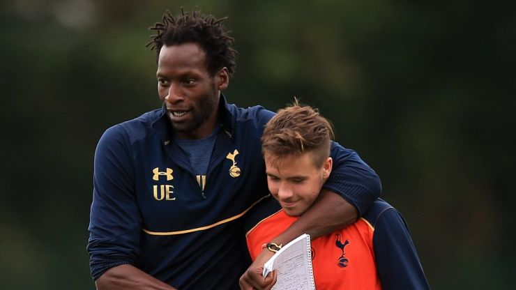 Crash Landing - Former Tottenham youngster releases song in memory of Ugo Ehiogu